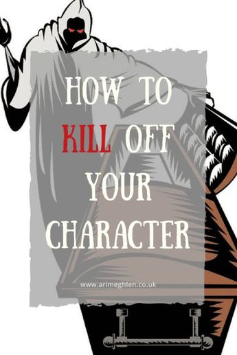 The Rules of Character Death: Killing Characters Like You