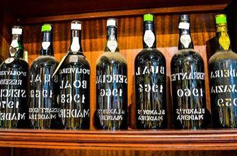 Le vin de Madère