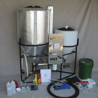 appleseed biodiesel processor
