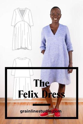 Introducing the Felix Dress!