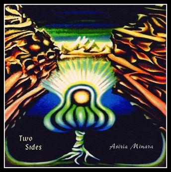CD-Music Gestaltung von Runa Zumara © 1999 / Privatbesitz