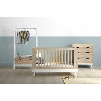 5e8801bda04 Κρεβάτι LAWSON Natural/White - Lapin House