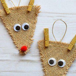 200 Easy DIY Christmas Ornaments