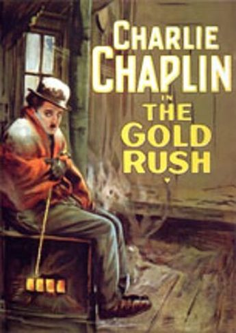 The Gold Rush [DVD] [1925]