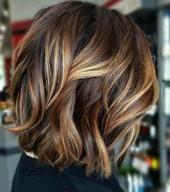 20 Brown Hair With Highlights 2019 - EveSteps