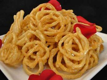 Jalebi – Indian Dessert