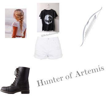 percy jackson artemis clothes - Google Search