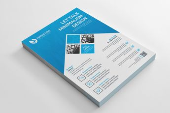 PSD Business Flyer Templates - Graphic Templates