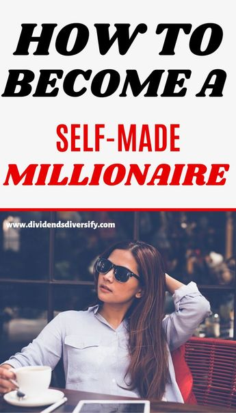 Looking for ways to work from home, start earning money and achieve financial independence? We live in the best possible times to become a self-made millionaire from nothing. Find out how to do it: #selfmademillionaire #howtobecomeamillionaire #makemoney #millionaireby30 #money #finance