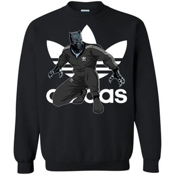 7a2d1ee7f99 Adidas x Black Panther Sweatshirt - Shop Adidas x Marvel