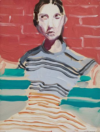 For Artist Chantal Joffe, Mothers and Models Are Equally Awkward and Beautiful