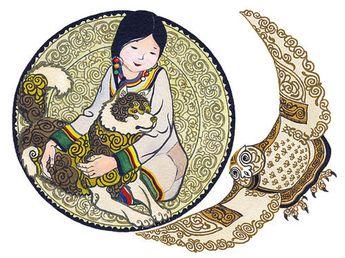 Folktales of the Amur by Gennady Pavlishin
