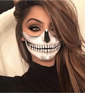 13 Easy Halloween Makeup Ideas to Try, Make-up ,