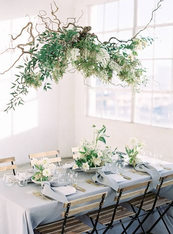 Garden romance meets modern style in this downtown Los Angeles wedding inspiration | Los Angeles Wedding Inspiration | Gallery | Item 44 via Magnolia Rouge
