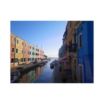 Life is a painting, and you are the artist. You have on your palette all the colors in the spectrum - the same ones available to Michaelangelo and DaVinci. 🙌❤ #love #quote #venice #beautiful #love #photooftheday  #burano #fall #food #nature #likeforlike #amazing #life #beauty #my #instalove  #insta_shutter #instagroove #ignation #instahub #tagdistrict #photoaday