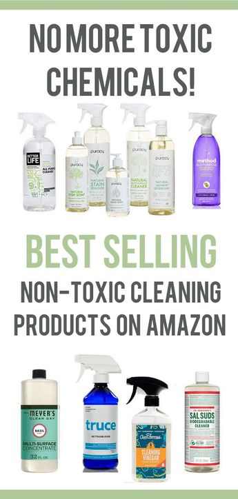 Best Selling Natural Green Cleaning Products for a Healthy Home