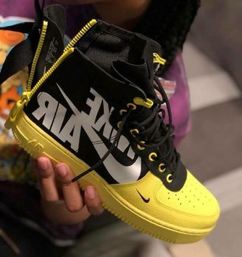 new product 5287f 171d2 Neon Drip Nike Air Force 1 Customs. Please include your re