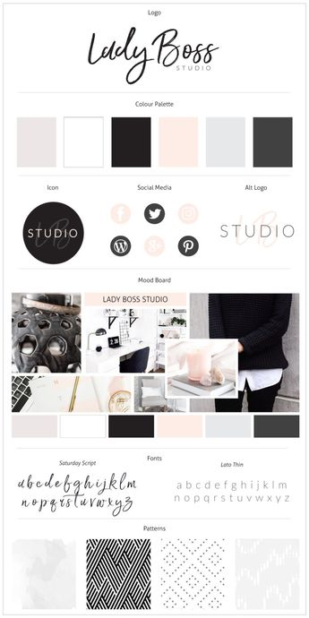 Portfolio | Lady Boss Studio