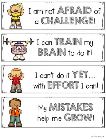 Growth Mindset Teaching Ideas and FREE Resources