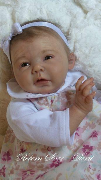 Sansa Reborn Vinyl Doll Kit by Ping Lau