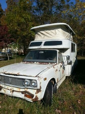1977 chinook - $400 (lynchburg)