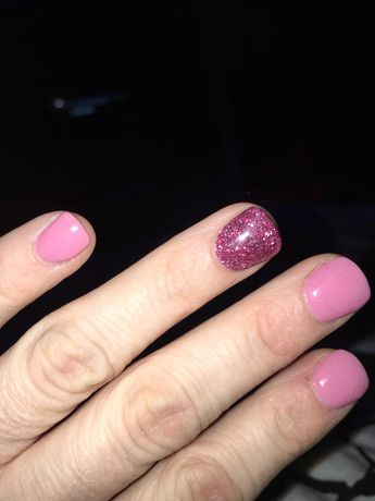 Sns nail powder dip valentines