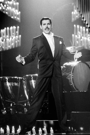 """'ll always walk around like a Persian popinjay,"""" the never-modest Freddie Mercury once exclaimed. """"And no one's gonna stop me, honey!"""" And indeed, no one did"""