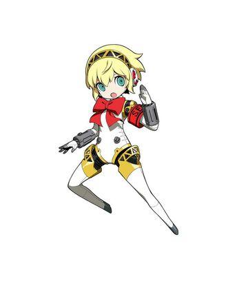 Persona Q2 - Ann Tatamaki