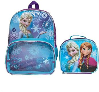 ed9e33a06cf Frozen backpack and lunch bag set   Kohl s  14.99  MyShopStyle  ShopStyle   Back2school