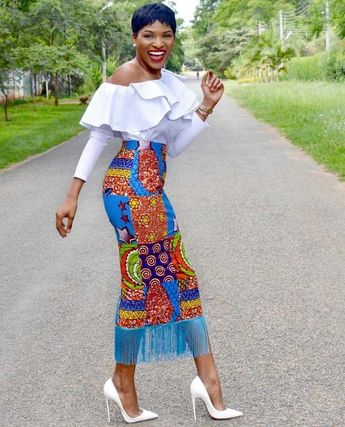 6dccd7997f013 African Print Latest Styles Steal Fashionista Doopie
