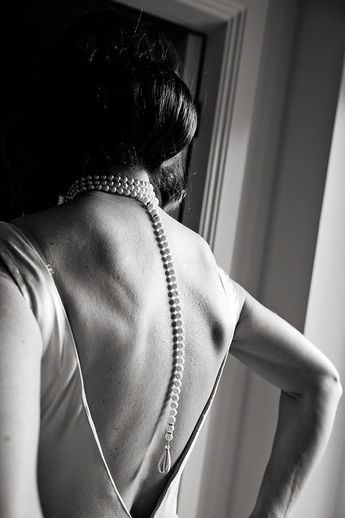 Back Necklaces that Flaunt your Backless Wedding Dress