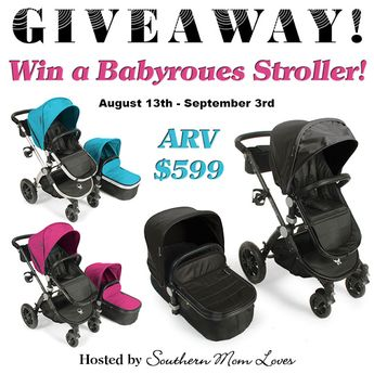 Babyroues Avant Stroller Giveaway ~ CAN/US 09/03 - Ottawa Mommy Club