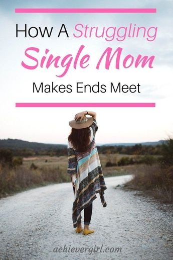 It's tough enough being a single mom but even tougher when you are financially strapped. This struggling single mom of two couldn't stretch the dollar any further and needed ways to make extra money. Find out what steps she took to rise above her financial situation. #achievergirl #singlemom #makemoney #sidehustles #makeendsmeet #strugglingsinglemom #makeextramoney #financialsolutions