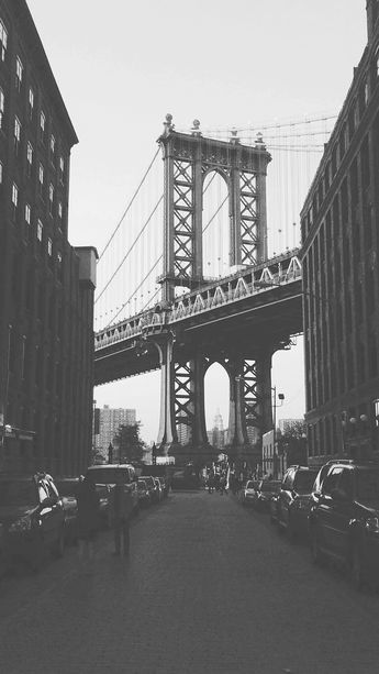 NYC Black and White Wallpaper (63 images)