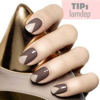 13 thiết kế nail nghệ thuật tối giản hóa đầy sang trọng - Tips làm đẹp