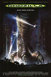 Godzilla (1998 film)