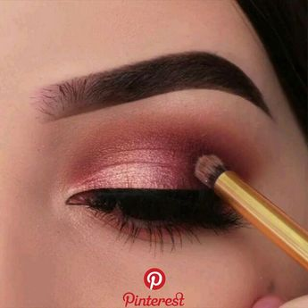 "MAKEUPARTISTS WORLDWIDE™ on Instagram: ""Simple eye makeup Squid Ink Cosmetic... - nbecker13"