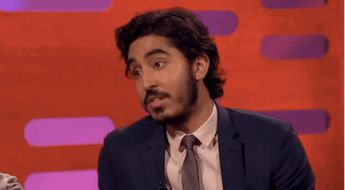 Attention: Dev Patel's New Facial Hair Is Beautiful And Perfect