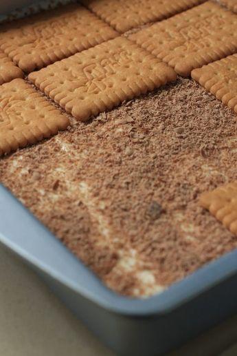 עוגת ביסקוויטים – Brown Sugar