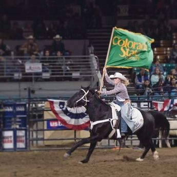 Giddy up! Proud of our 111 years of partnership with the National Western Stock Show.