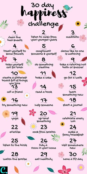 Voulez-vous savoir comment être heureux? Relevez ce défi de 30 jours de bonheur! #bonheur #comment #heureux #jours #relevez #savoir #voulez