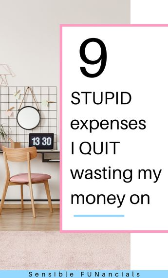 Are you ready to stop wasting money? I know you are thats why you are here so lets get right into 9 expenses you can quit wasting money on each month. You will love these money saving tis and you will see just how much they help you reach your financial goals.