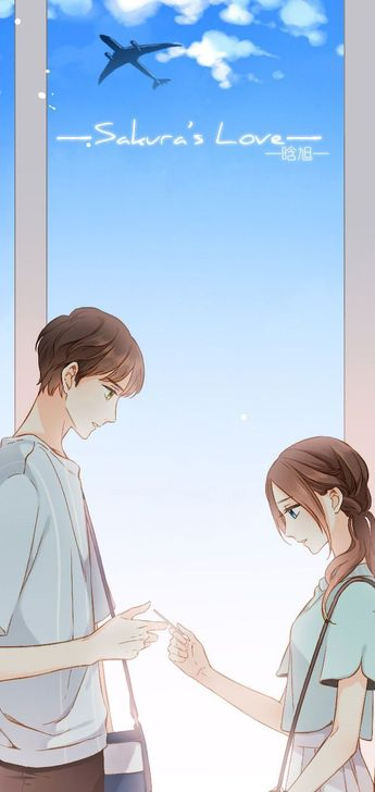 Unduh 860  Gambar Animasi Romantis Couple HD Gratis
