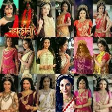 List of attractive mahakali serial colors ideas and photos