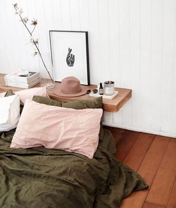 50 Comfy Minimalist Bedroom Decor and Design Ideas