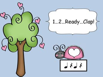 Valentine Buddies 2 {Rest, Ta, Ti-Ti Rhythm Pattern Fun}