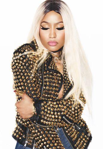 Nicki Minaj - NYLON April Cover Star