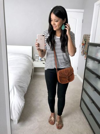 Casual Summer Outfits: Super Comfy and Affordable Tees