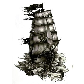 black pearls ship tattoo Ideas and Images | Pikef