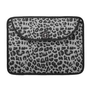 62fe2e9d0761 Leopard Sleeve For MacBook Pro - pattern sample design template diy cyo  customize